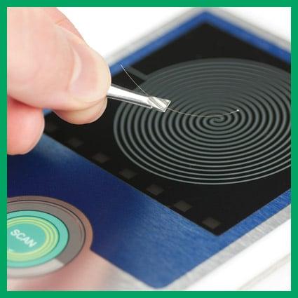 S-Drive: Aparelho de Teste do Cabelo (DNA Capilar)